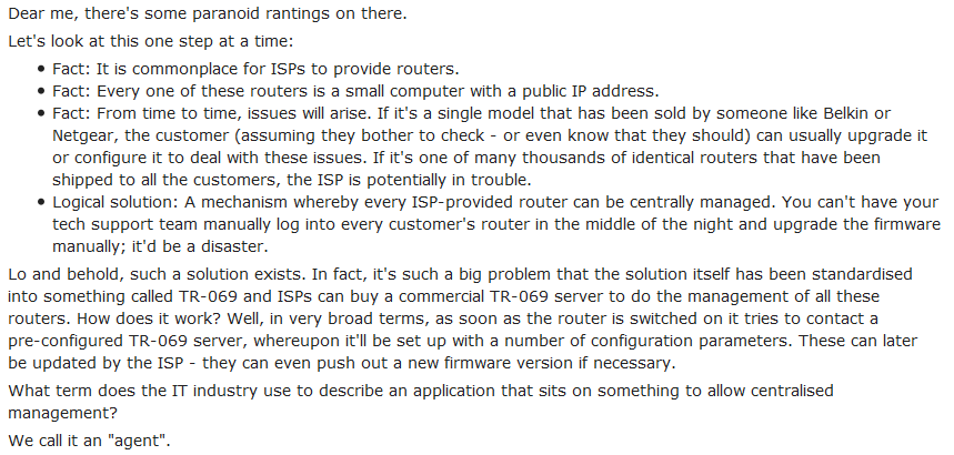 TR-069 with Routers – Informing Isn't Always Best | linkcabin